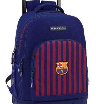 Mochila Barç, mochilas escolares, mochilas para niños, mochilas colegio, mochilas con ruedas