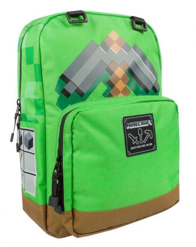 Minecraft mochila, mochilas escolares, mochilas escolares amazon, mochilas sin ruedas