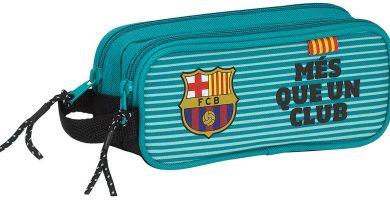 Estuche Barça