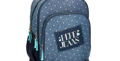 Pepe Jeans mochilas, mochila pepe jeans rosa, Mochila Pepe Jenas Amazon