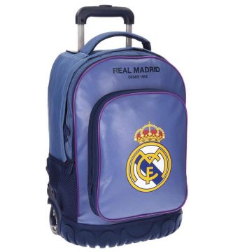 Real Madrid, mochila real madrid oficial, mochila real madrid, mochila escolar real madrid, mochila guarderia real madrid