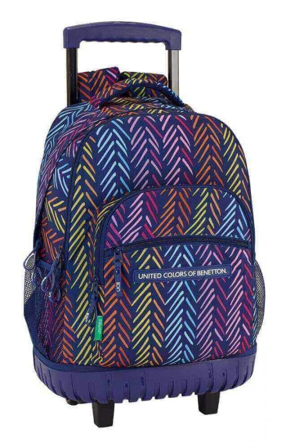 Mochilas Benetton Amazon