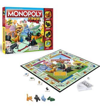 Monopoly amazon, regalar monopoli, juego de estrateja, juegos para niños, juegos para regalar, juegos en familia, monopoly mas vendido