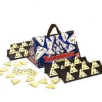 Triominos junior, domino de 3 lados, triominos sunshine